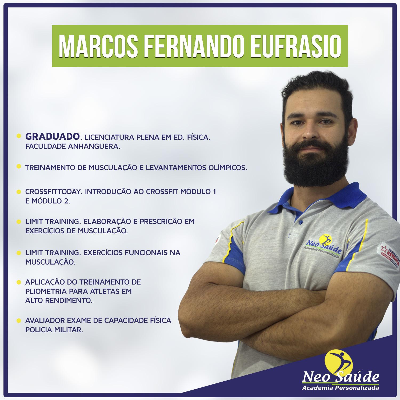 Marcos Fernando Eufrasio