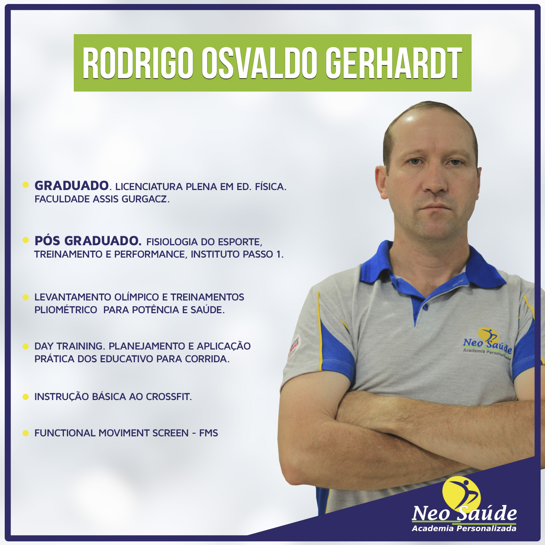 Rodrigo Osvaldo Gerhardt