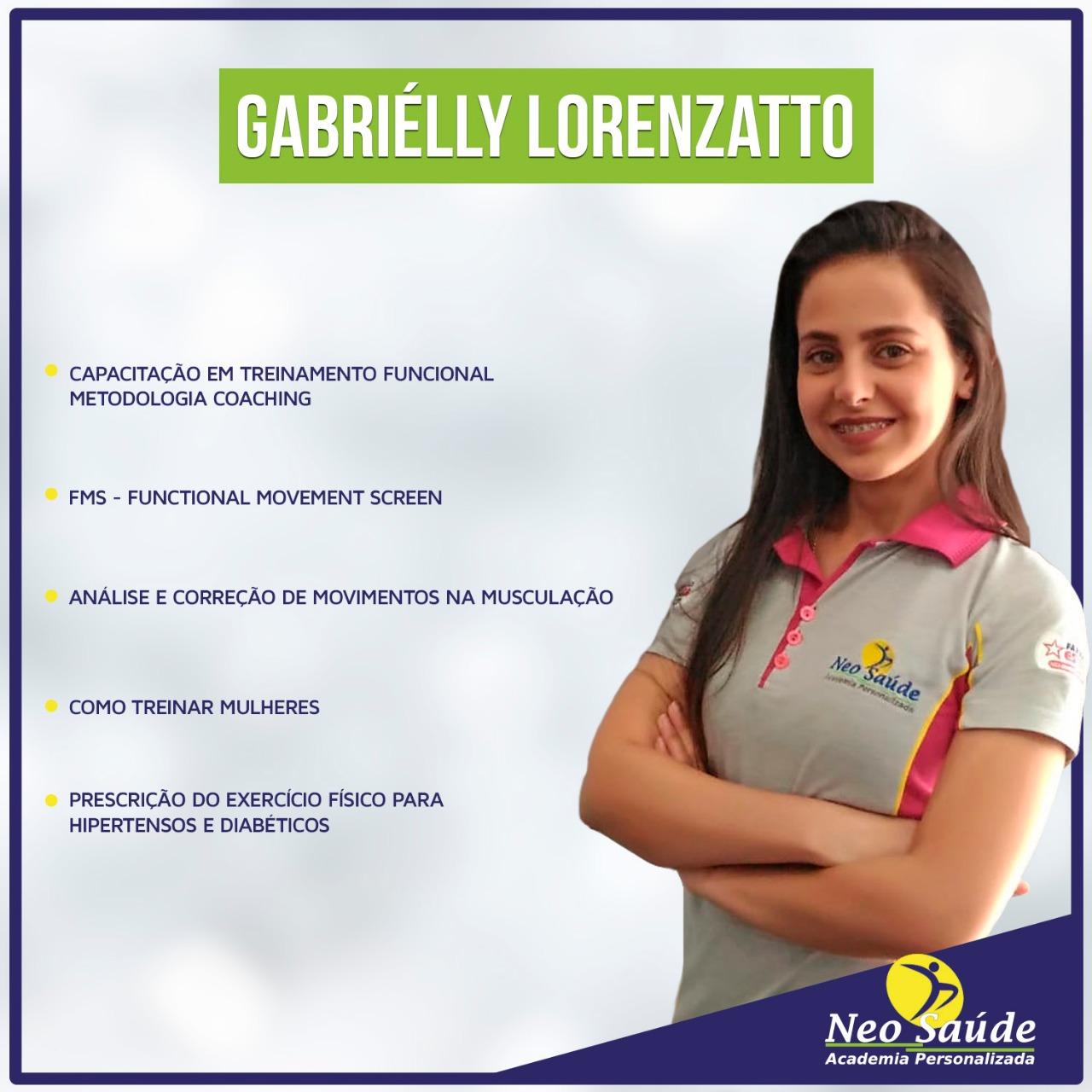 Gabriélly Lorenzatto